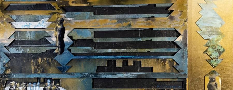 L'Art de se recréer : l'exposition optimiste de Marie-Denise Douyon