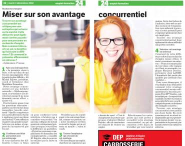 24heures Montréal | Miser sur son avantage concurrentiel