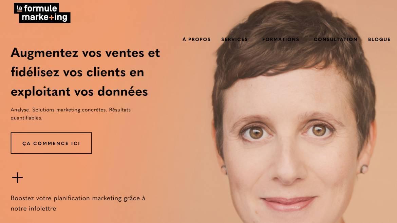 La formule marketing